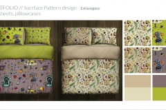 Surface pattern design_for Interiors